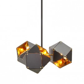 Welles Spoke pendant lamp