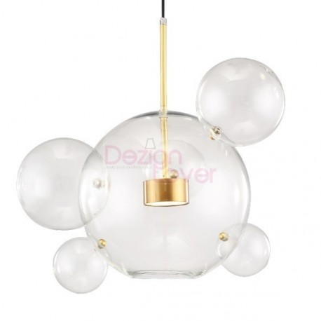 Bolle Bubble Led Pendant Lamp 05 Design By Giopato