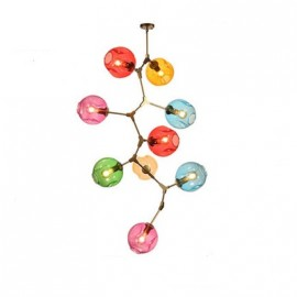 Branching Bubble Design Chandelier Edition color