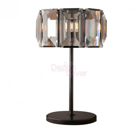 Rh harlow crystal table lamp design by restoration hardware an rh harlow crystal table lamp mozeypictures Images