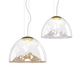 MOUNTAIN VIEW LED pendant lamp