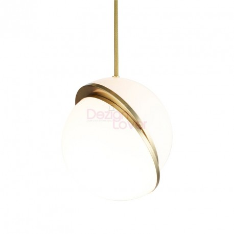 Mini Crescent LED pendant lamp