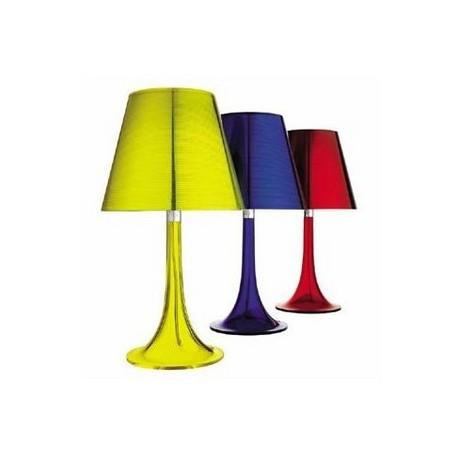 Miss k table lamp by flos design by free shipping to for Miss k table lamp replica