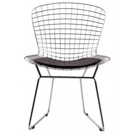 chaise design bertoia par knoll design par livraison. Black Bedroom Furniture Sets. Home Design Ideas