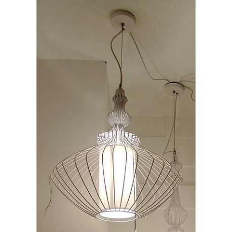 Wire pendant lamp by elite free shipping to worldwide elite wire pendant lamp aloadofball Image collections