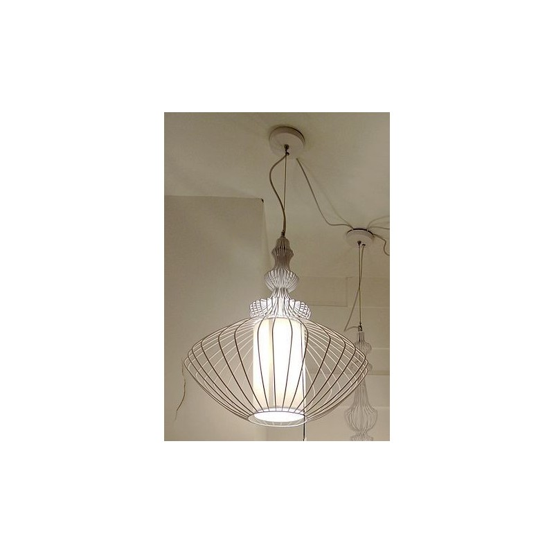 Wire pendant lamp by elite free shipping to worldwide elite wire pendant lamp loading zoom aloadofball Choice Image