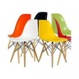 DSW Eames style side chair