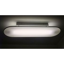 Float linear ceiling lamp