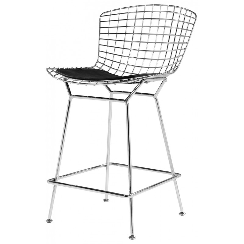 Bertoia Barstool By Knoll Design By Free Shipping To
