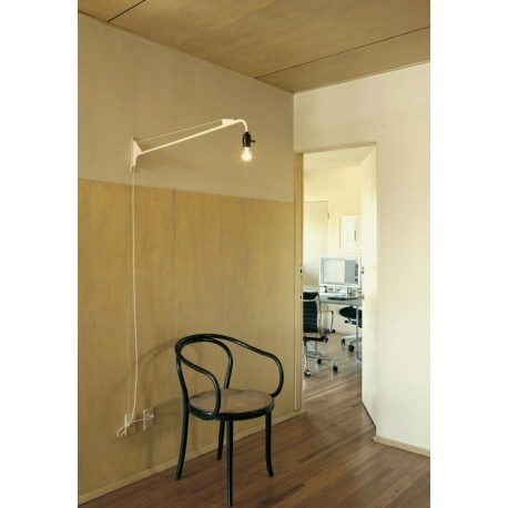 Jean Prouv 233 Potence Wall Lamp By Vitra Design By Free