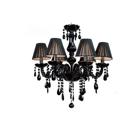 Suspension design baroque livraison gratuite pour le for Suspension baroque