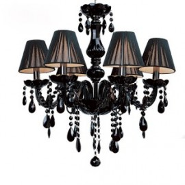 Baroque pendant lamp