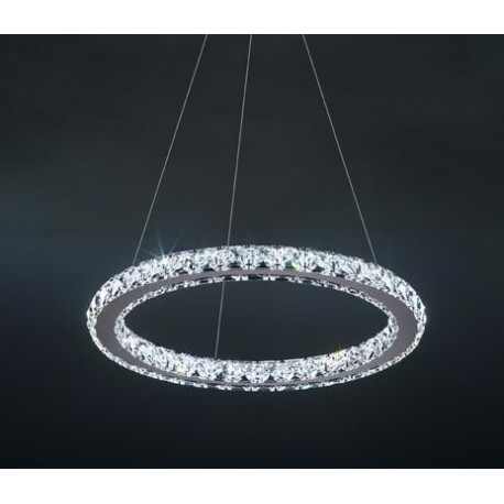 Circle led chandelier pendant lamp 1 ring free shipping to worldwide circle led pendant lamp aloadofball Choice Image