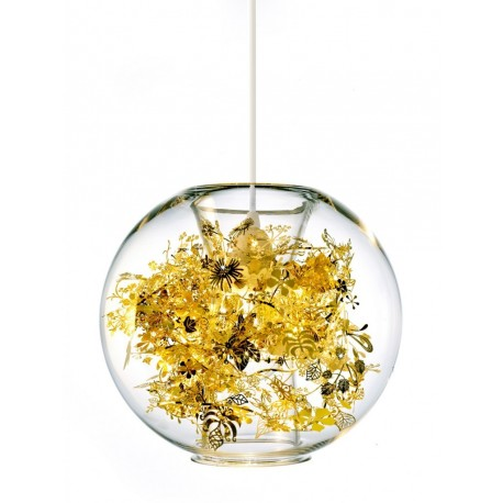 Tangle Globe pendant lamp