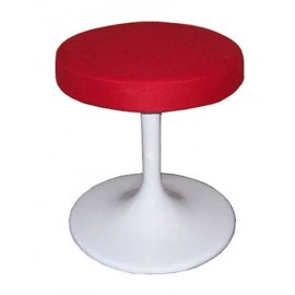 Ottoman stool tulip chair