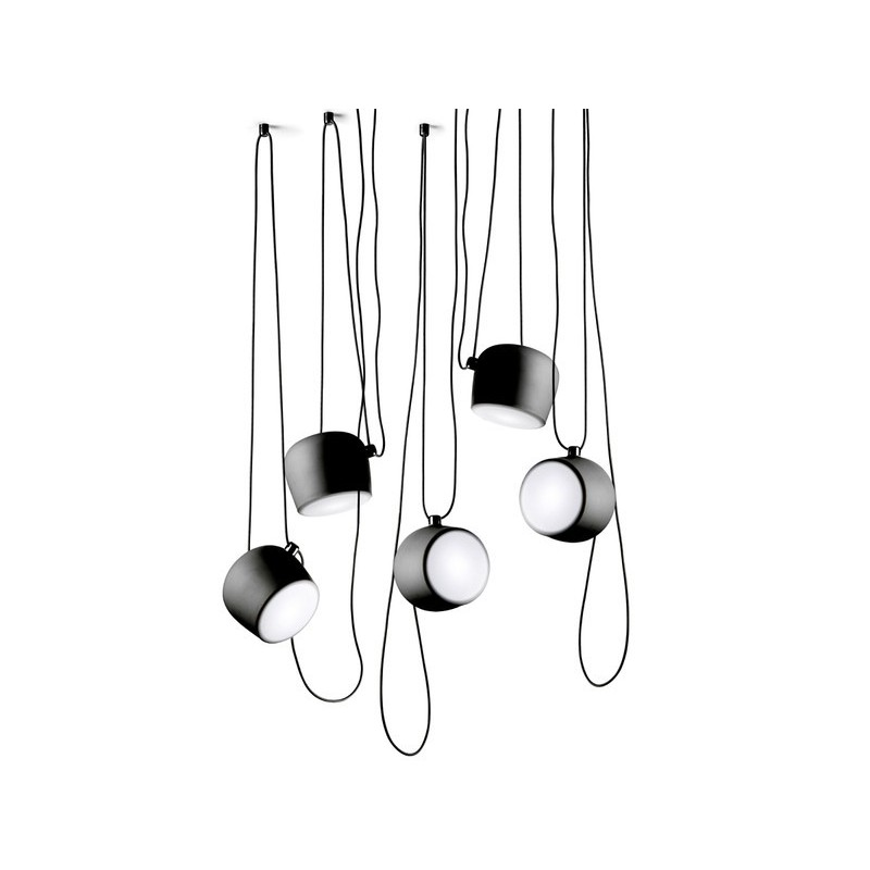suspension design aim par flos design par ronan erwan bouroullec livraison gratuite. Black Bedroom Furniture Sets. Home Design Ideas
