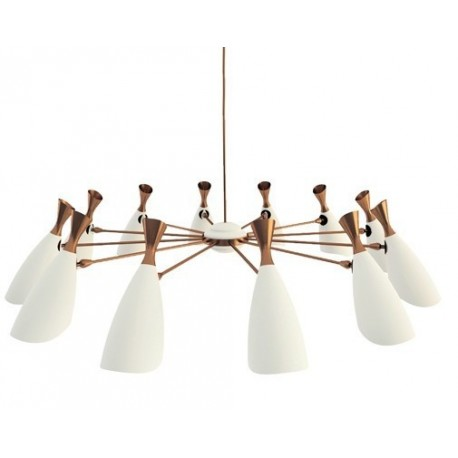 Duke 12 pendant lamp