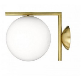 IC wall or ceiling lamp