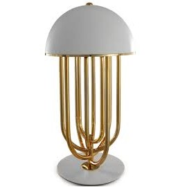 TURNER table lamp design