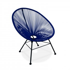 Acapulco Egg Chair design _ Dezign Lover