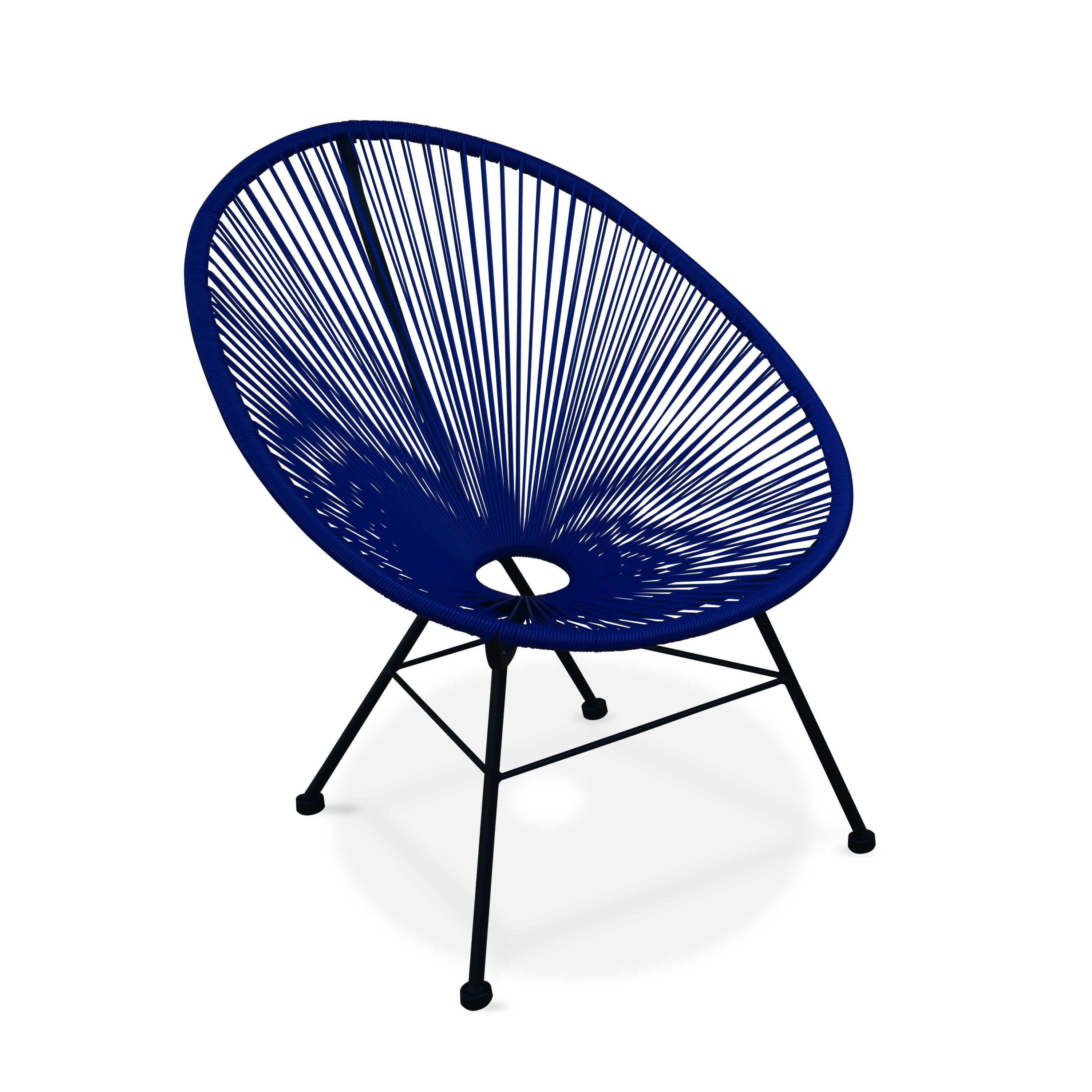 skandium ro chair blue darkblue dark egg
