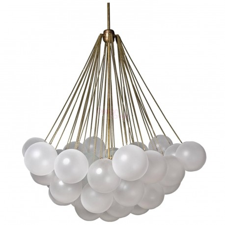 Cloud 37 chandelier design by apparatus a distinctive home cloud 37 chandelier design by apparatus a distinctive home lighting on dezignlover aloadofball Image collections