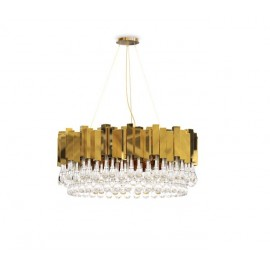 Trump suspension lamp