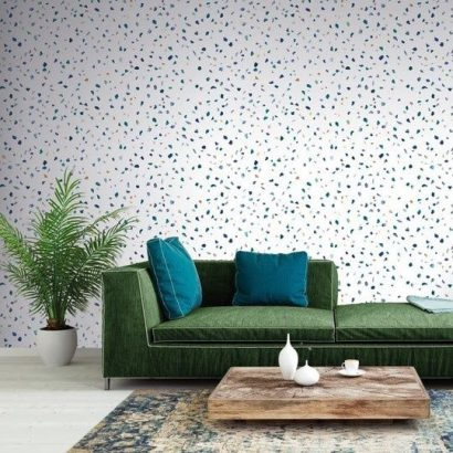 Dezign Lover Blog : Chic and sparkling: the terrazzo trend is back