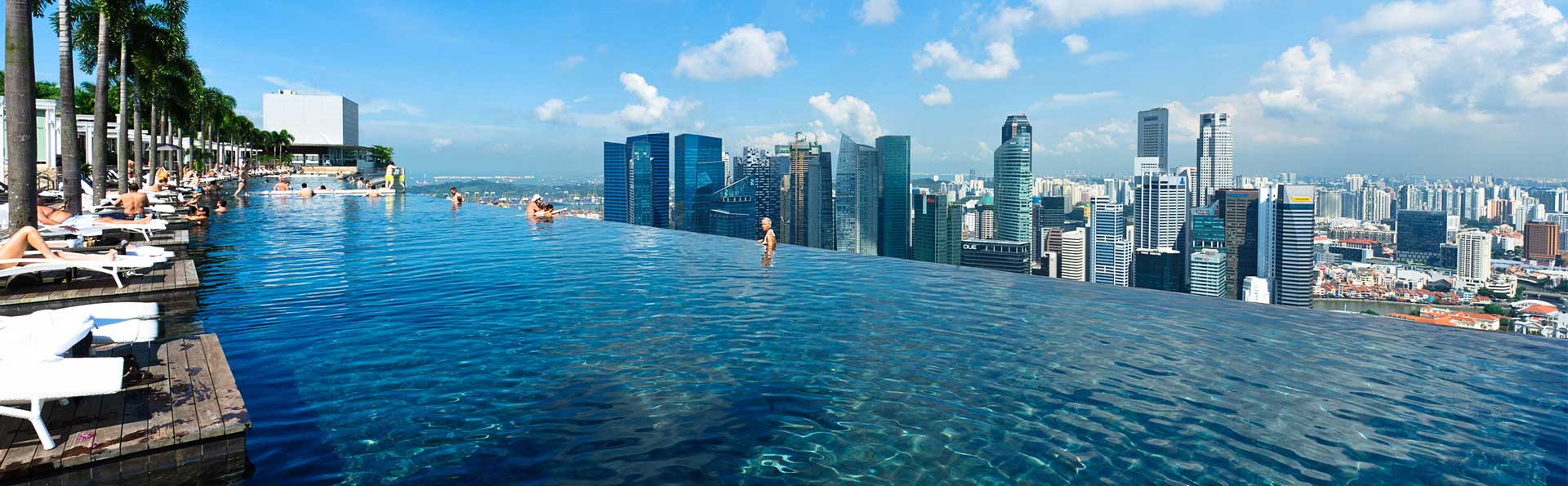 design hotels : top 5 of breathtaking hotel pools of the world!