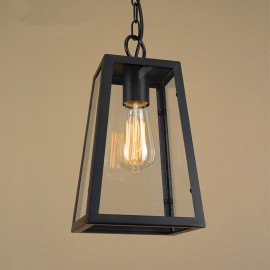 Filament Industrial Loft pendant lamp