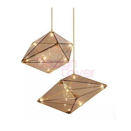 Maxhedron design pendant lamp