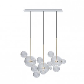 Bolle Bubble LED Pendant Lamp 14