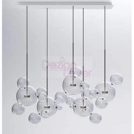Bolle Bubble Led Pendant Lamp 24 Free Worldwide Delivery