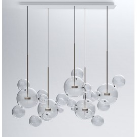Bolle Bubble LED Pendant Lamp 24