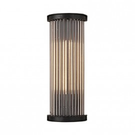 RH 1920S ESSEX CRYSTAL ROD wall lamp design