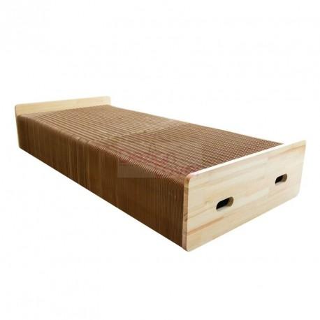 Flexible Expanding Paper combo stool/sofa/bed