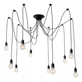 Chandelier design Edison