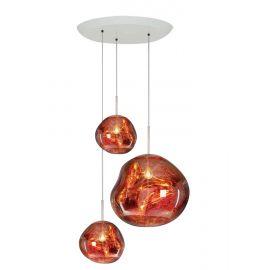 Melt Cluster ceiling lamp Flusmount