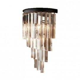 RH Helix FRINGE WALL LAMP DESIGN