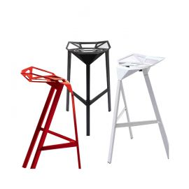 Chaise de bar design Stool One