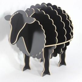 Bibliothèque mouton DIY