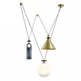 Shape Up Pendant lamp 3 pieces