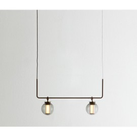 Chandelier LED design BAI II