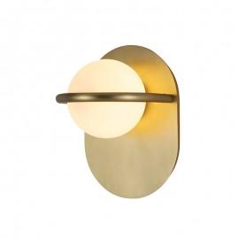 C BALL WALL LAMP