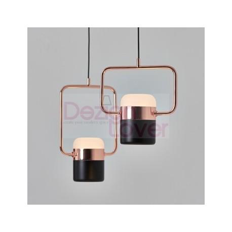 Design Suspension Led Lampe Ling 1 TF1l3KJc