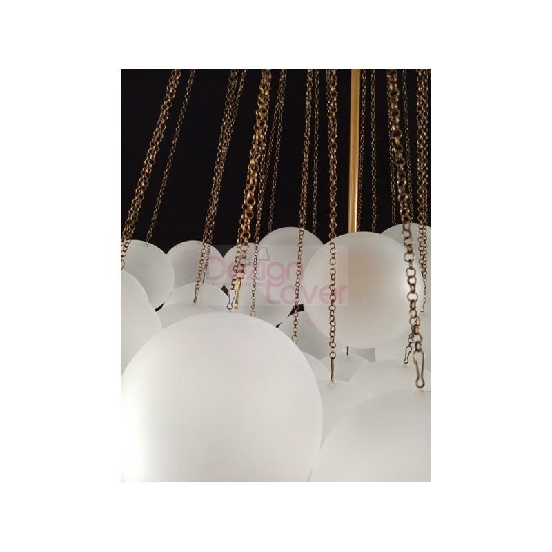 lustre contemporain cloud 37 design par apparatus une. Black Bedroom Furniture Sets. Home Design Ideas
