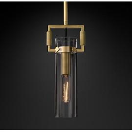 SUSPENSION RH MACHINIST GLASS CYLINDER