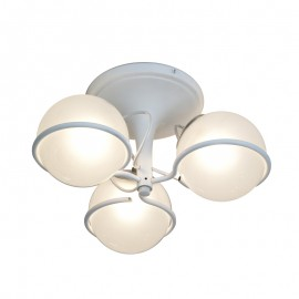 Le Sfere Model 2042 Globe 3 Ceiling Lamp