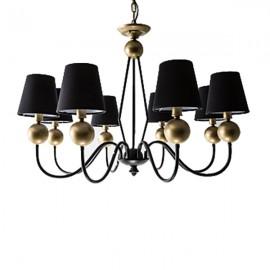 Dunham Pendant Lamp 8 Lights