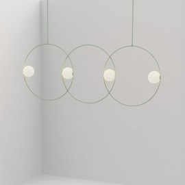 Triple Loop Pendant Lamp